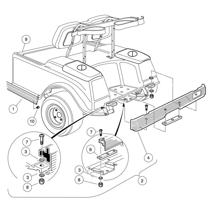 36 Volt Club Car Wiring Diagram 1984