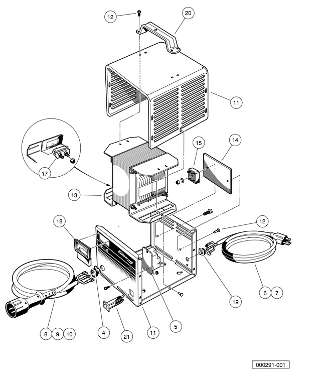Battery Charger Wiring Diagrams