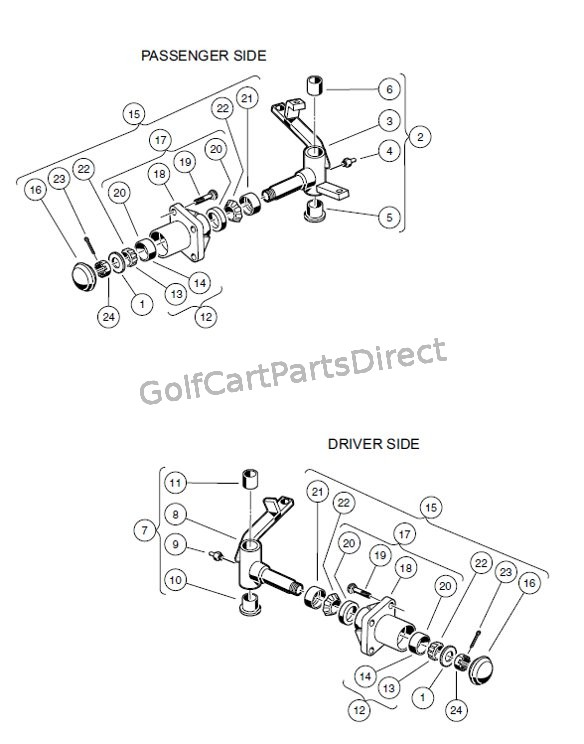 Car Bearings Diagram : Car spindle diagram wiring source