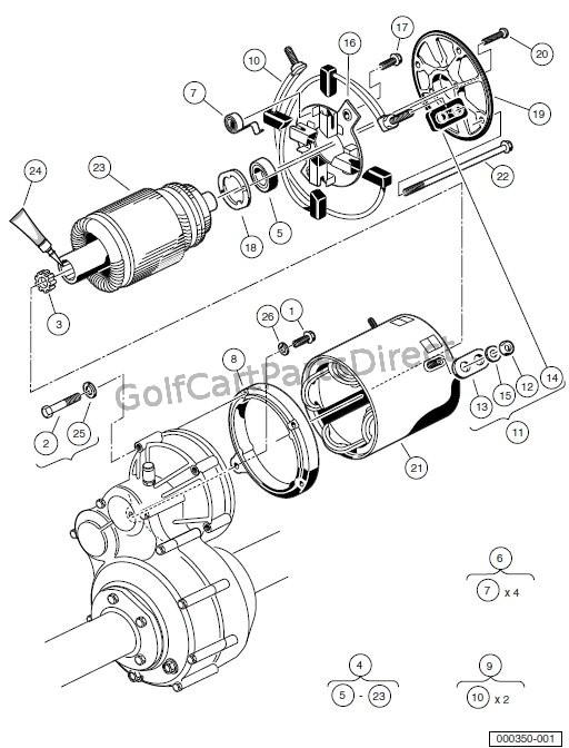 Motor Model 5bc59jbs6360