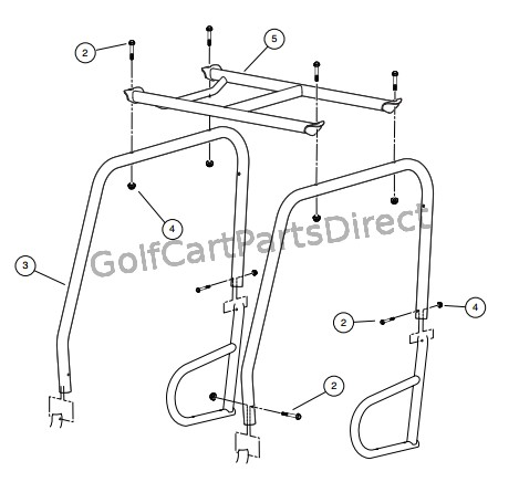 95 Ezgo Gas Golf Cart Wiring Diagram
