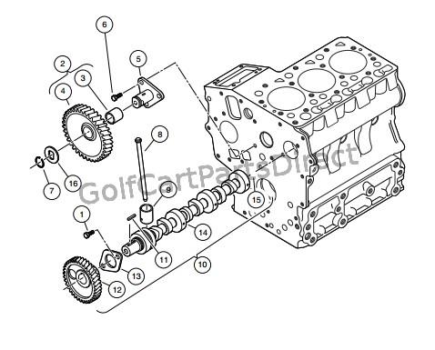 Yamaha G22a Wiring Diagram
