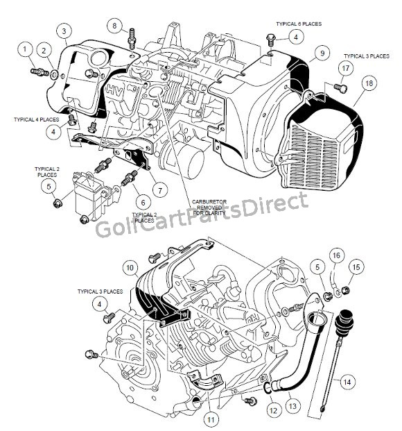 club car kf82 engine diagram