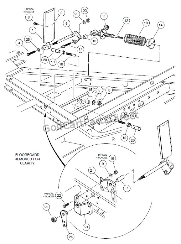 Yamaha Golf Cart Battery Wiring Diagram 48 Volt Golf Cart Golf
