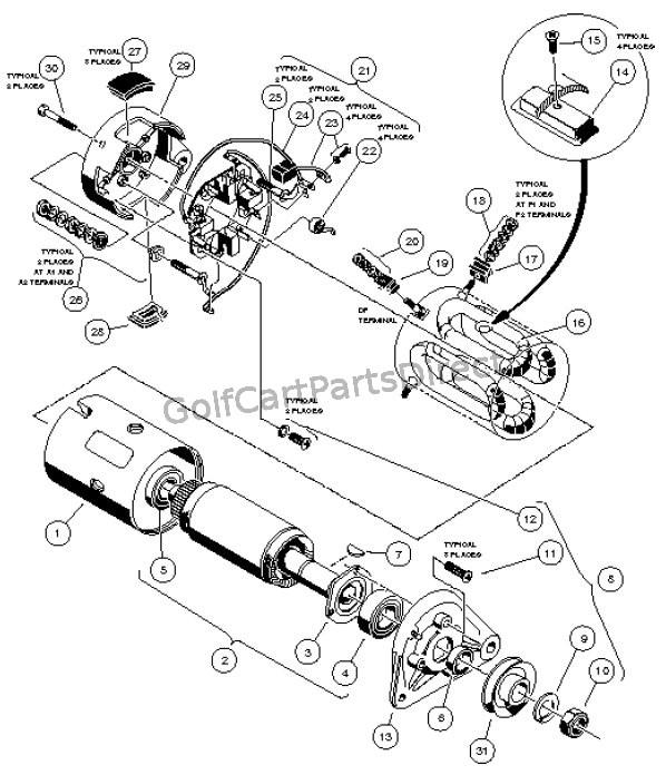 1997 Carryall 1 2 6 By Club Car