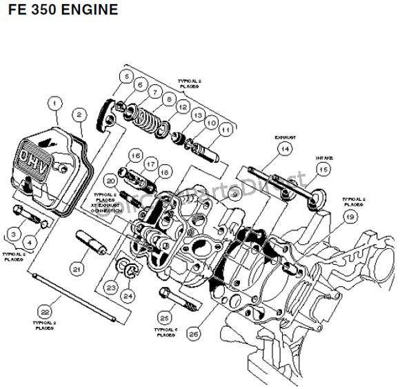 john deere gator carburetor diagram