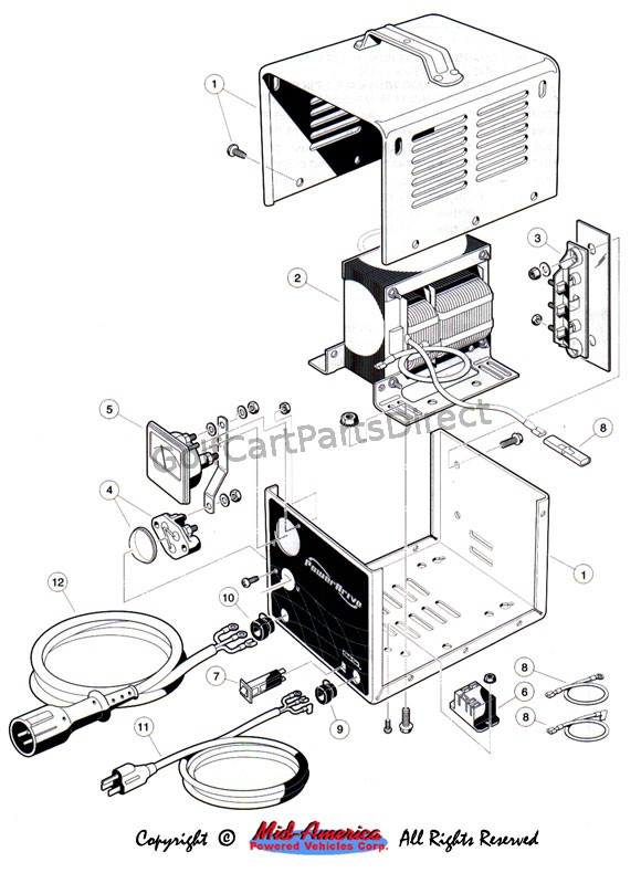 power drive battery charger wiring diagram   42 wiring
