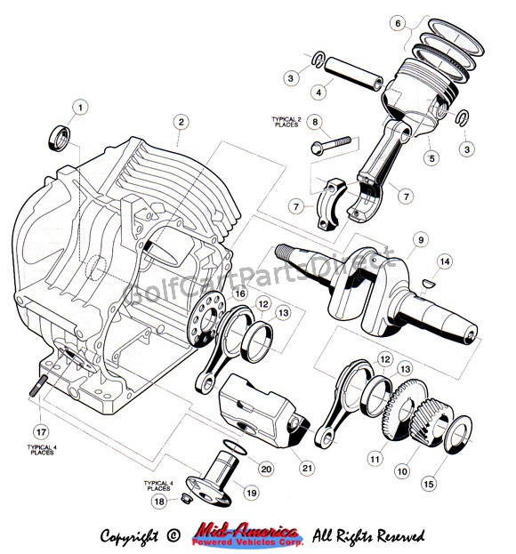 yamaha g14 golf c wiring diagram ezgo golf cart wiring yamaha golf cart headlight wiring diagram #6