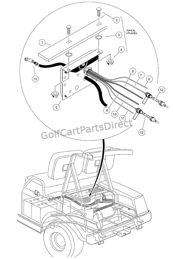 Club Car Obc Wiring Diagram : Club car obc wiring diagram images