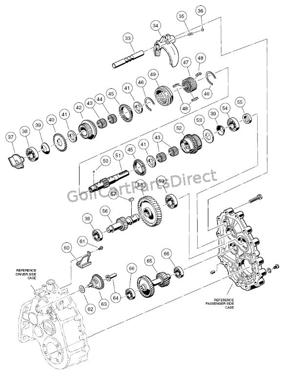 Harley Davidson Golf Cart D4 Wiring Diagram