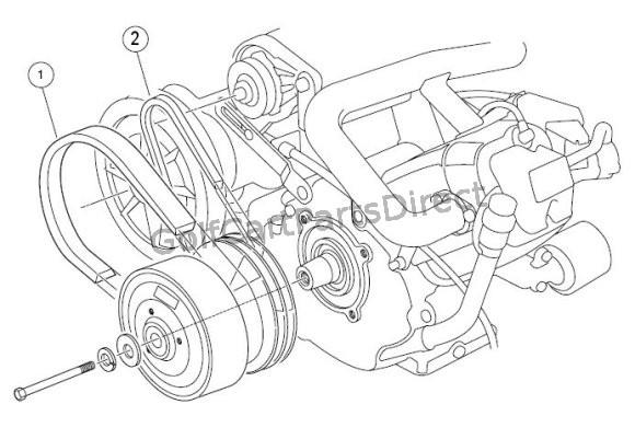 Club Car Engine Subaru