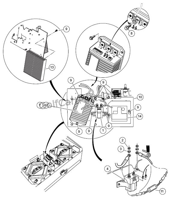 powerdrive battery charger wiring diagram with 2004 2007clubcargaselectric on Golf Cart 36 Volt Ezgo Wiring Diagram moreover 1997carryall as well 2004 2007ClubCarGasElectric besides 251120022824 besides Wiring Battery To Minn Kota Trolling Motors.