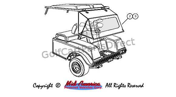 club car ds accessories